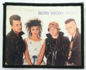 Bow Wow Wow - 'Group' Photo Patch